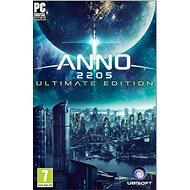 Anno 2205 Ultimate Edition (PC) DIGITAL - Hra pro PC