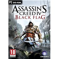 Hra na PC Assassin's Creed IV Black Flag (PC) DIGITAL