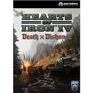 Hearts of Iron IV: Death or Dishonor (PC/MAC/LX) DIGITAL - Herní doplněk