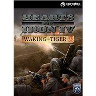 Hearts of Iron IV: Waking the Tiger (PC/MAC/LX) DIGITAL - Hra pro PC