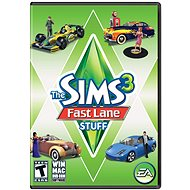 The Sims 3 Na plný plyn (kolekce) (PC) DIGITAL