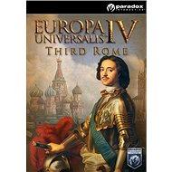 Europa Universalis IV: Third Rome (PC) DIGITAL - Hra pro PC