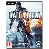 Hra na PC Battlefield 4 (PC) DIGITAL