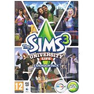 The Sims 3: Studentský život (PC) DIGITAL - Hra pro PC