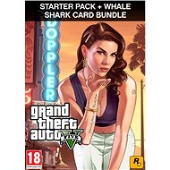 Grand Theft Auto V + Criminal Enterprise Starter Pack + Whale Shark Card (PC) DIGITAL - Hra pro PC