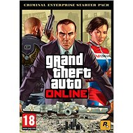 Grand Theft Auto Online: Criminal Enterprise Starter Pack (PC) DIGITAL - Hra pro PC