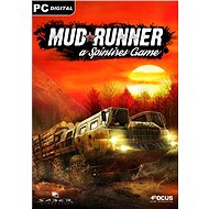 Spintires: MudRunner (PC) DIGITAL - Hra pro PC