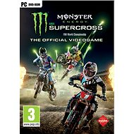 Monster Energy Supercross - The Official Videogame (PC) DIGITAL - Hra pro PC