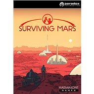 Surviving Mars (PC/MAC/LX) DIGITAL - Hra pro PC