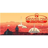 Surviving Mars - First Colony Edition (PC/MAC/LX) DIGITAL - Hra pro PC