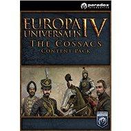 Europa Universalis IV: The Cossacks Content Pack (PC) DIGITAL - Hra pro PC