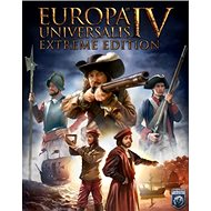 Europa Universalis IV: Extreme Edition (PC) DIGITAL