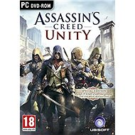 Hra na PC Assassin's Creed: Unity (PC) DIGITAL