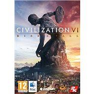 Sid Meier's Civilization VI - Rise and Fall (MAC) DIGITAL - Herní doplněk