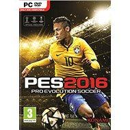 Pro Evolution Soccer 2016 (PC) DIGITAL