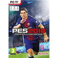 Pro Evolution Soccer 2018 (PC) DIGITAL - Hra pro PC