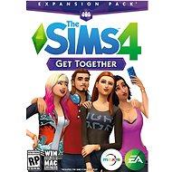 The Sims 4 - Společná zábava (PC) DIGITAL - Herní doplněk