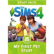 The Sims 4: Můj první mazlíček (kolekce) (PC) DIGITAL - Herní doplněk