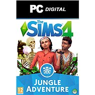 The Sims 4: Dobrodružství v džungli (PC) DIGITAL - Hra pro PC