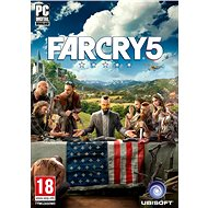 Far Cry 5 (PC) DIGITAL - Hra pro PC