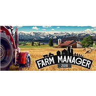 Farm Manager 2018 (PC) DIGITAL - Hra pro PC