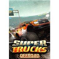 SuperTrucks Offroad (PC) DIGITAL
