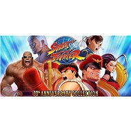 Street Fighter 30th Anniversary Collection (PC) DIGITAL + Ultra Street Fighter IV! - Hra na PC