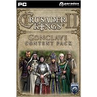 Crusader Kings II: Conclave Content Pack (PC) DIGITAL