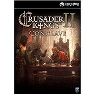 Crusader Kings II: Conclave (PC) DIGITAL - Hra pro PC