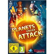 Planets Under Attack (PC) DIGITAL - Hra pro PC