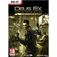 Deus Ex: Human Revolution - Director's Cut (PC) DIGITAL - Hra na PC