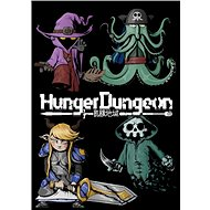 Hunger Dungeon Deluxe Edition (PC) DIGITAL - Hra pro PC
