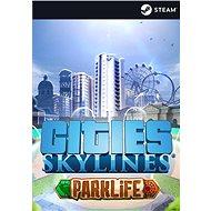 Cities: Skylines - Parklife Plus (PC/MAC/LX) DIGITAL - Herní doplněk