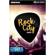 Cities: Skylines - Rock City Radio (PC/MAC/LX) DIGITAL - Hra pro PC