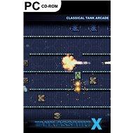 Tank Assault X (PC/MAC/LX) DIGITAL - Hra pro PC