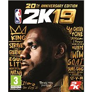 NBA 2K19 20th Edition (PC) DIGITAL - Hra pro PC