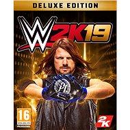WWE 2K19 Deluxe (PC) DIGITAL (CZ)