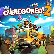 Overcooked! 2 (PC) DIGITAL - Hra pro PC