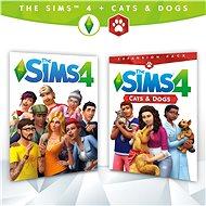 The Sims 4 + The Sims 4: Psi a kočky (PC) DIGITAL - Hra na PC