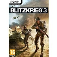 Hra na PC Blitzkrieg 3 (PC) DIGITAL