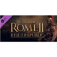 Total War: Rome II – Rise of the Republic DLC (PC) DIGITAL - Herní doplněk