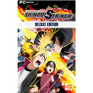 NARUTO TO BORUTO: SHINOBI STRIKER Deluxe Edition (PC) DIGITAL - Hra pro PC