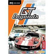 GT Legends (PC) DIGITAL - Hra pro PC