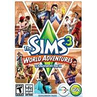 The Sims 3 Cestovní horečka (PC) DIGITAL (CZ) - Hra pro PC