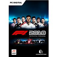 F1 2018 HEADLINE EDITION (PC) DIGITAL (CZ) - Hra pro PC
