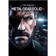 Metal Gear Solid V Ground Zeroes (PC) DIGITAL (CZ REGION) - Hra na PC