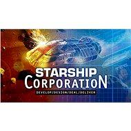 Starship Corporation (PC) DIGITAL - Hra pro PC