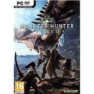Monster Hunter: World Deluxe Edition (PC) DIGITAL (CZ) - Hra pro PC