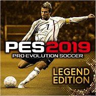 Pro Evolution Soccer 2019 Legend Edition (PC) DIGITAL (CZ) - Hra pro PC