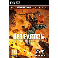 Red Faction Guerrilla Re-Mars-tered Edition (PC) PL DIGITAL - Hra pro PC